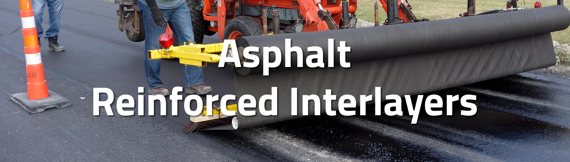 Asphalt Reinforced Interlayers