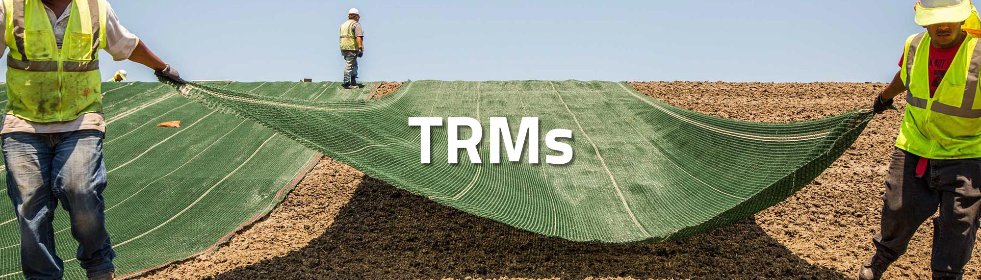 Turf Reinforcement Mats