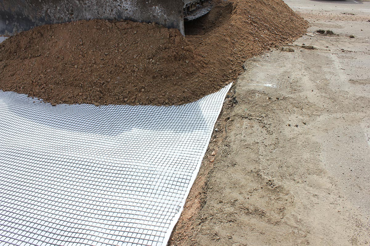 spreading aggregate over FabGrid